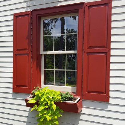 About Petes Paints window